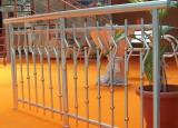 Gotova aluminijska ograda